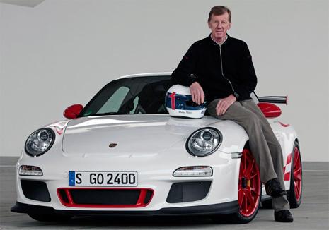 Walter Rohrl, ex piloto de Rally