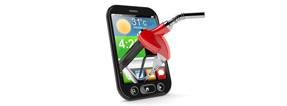 Appmovil h24 tarjeta y gasolineras