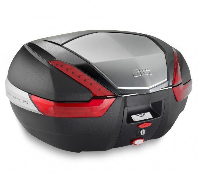Givi Top Case V47, el baúl para viajar en moto