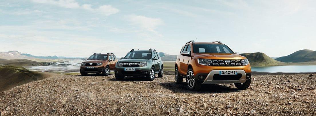 Dacia Duster, un SUV súper ventas