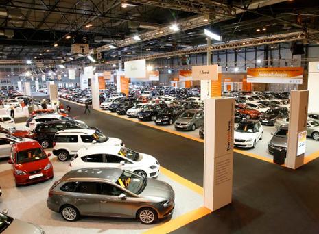 Salón del Vehículo de Ocasión en Madrid 2014