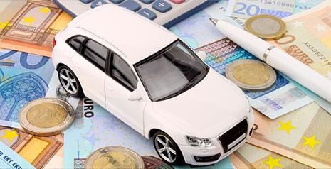 Financiar coche