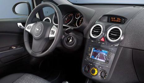 Interior Corsa 1.3 CDTI ecoFLEX