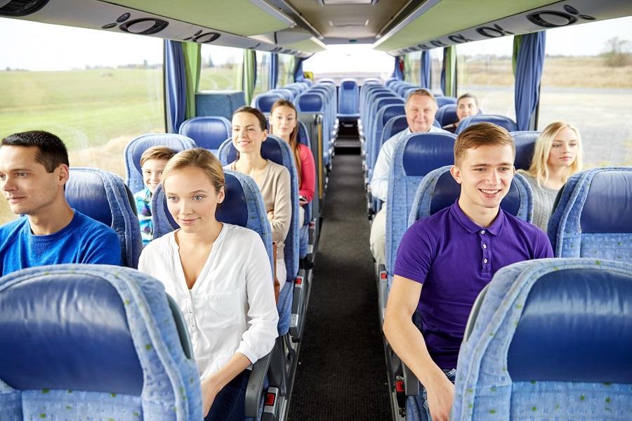 seguridad vial autobús