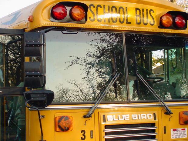 Cómo deben viajar los niños en los autobuses en un autobús escolar