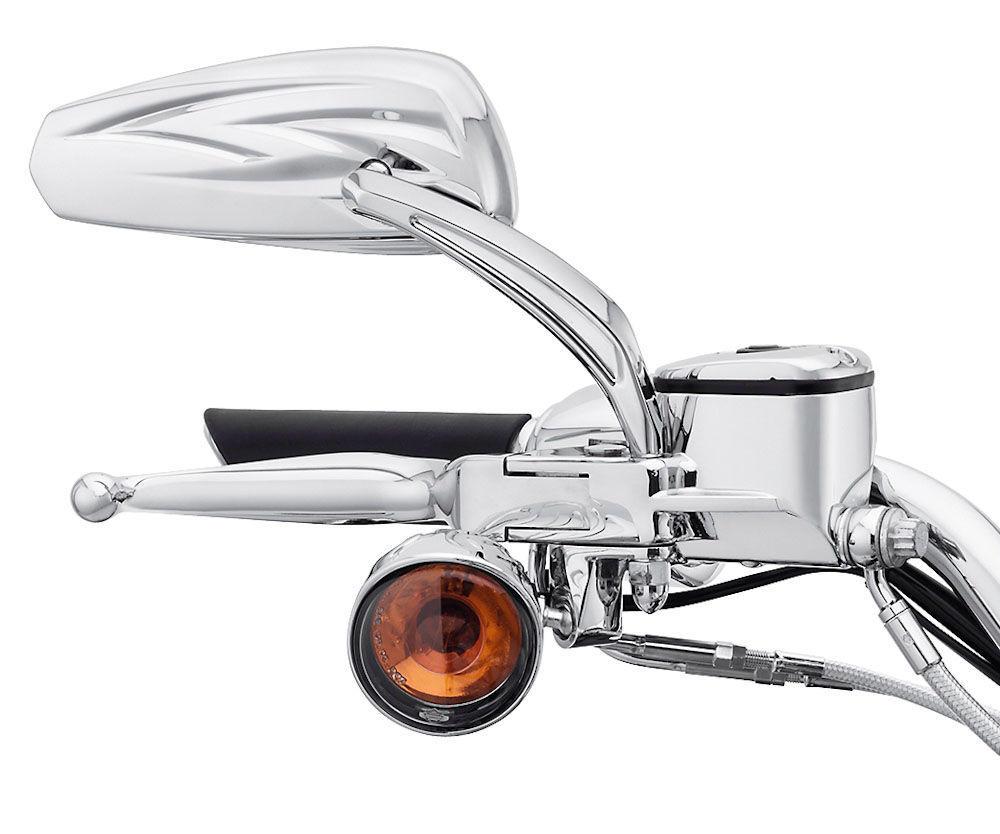 Retrovisores de la colección Tribal Harley Davidson Seventy Two