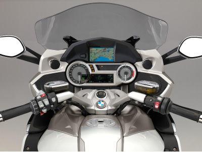 Cuadro mandos BMW K1600GTL Exclusive