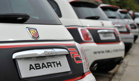 Rally Center Abarth