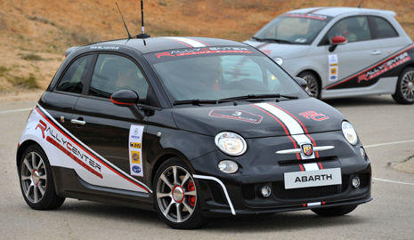 Rally Center by Abarth