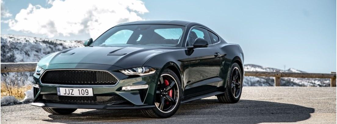Ford Mustang Bullitt Edition