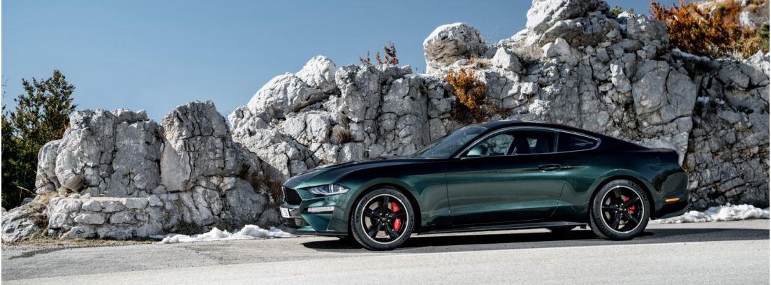 El nuevo Mustang Bullitt