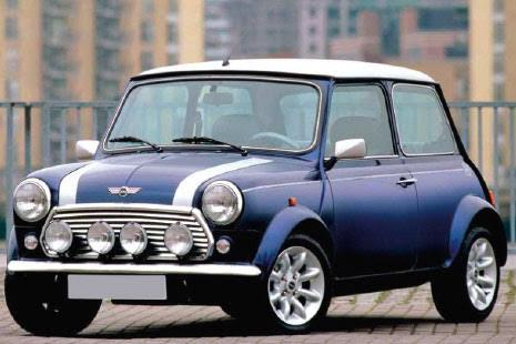 Austin Mini, 1958