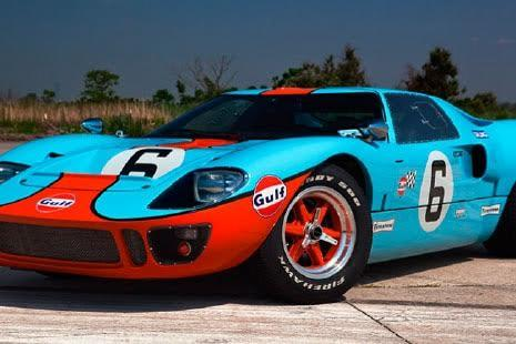 Ford GT40, 1966