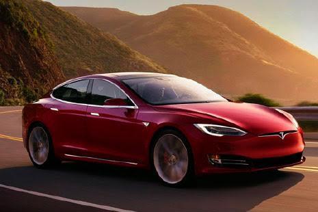 Tesla Model S, 2012