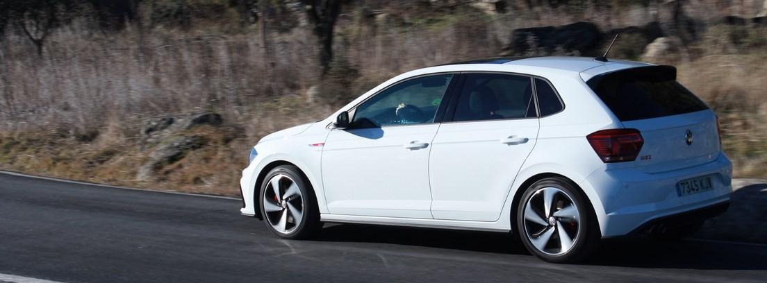 Volkswagen Polo vista lateral