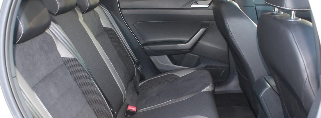 Interior Volkswagen Polo GTI, asientos