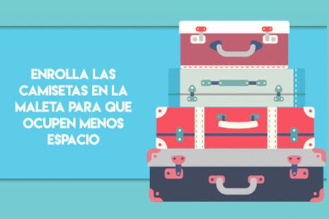 infografía maletas apiladas