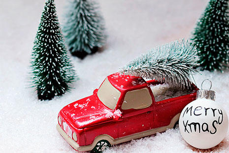 atento a las opciones responsables para moverse en Navidad