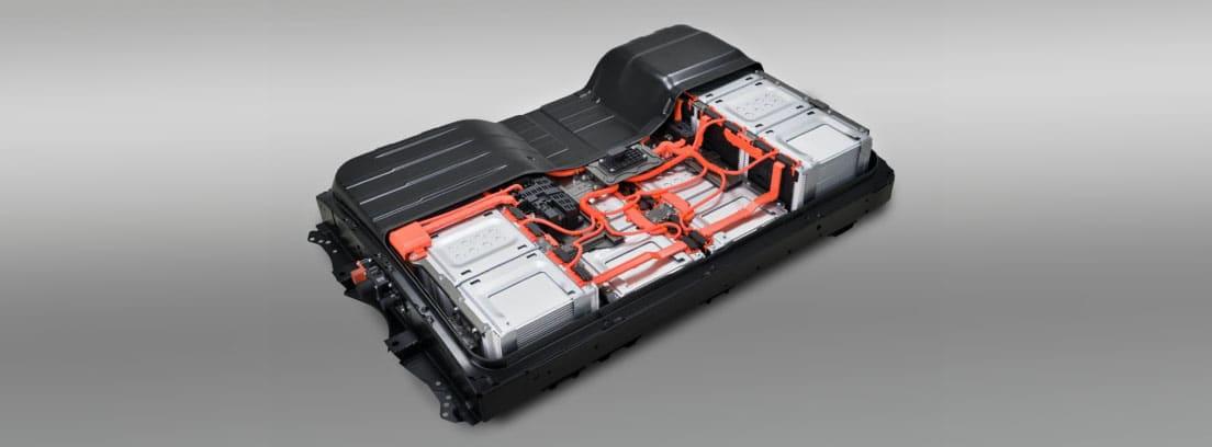 Sistema de baterías del nuevo Nissan LEAF e+