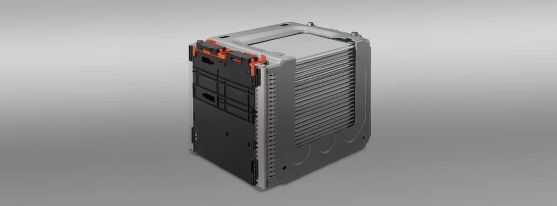 Batería del nuevo Nissan LEAF e+