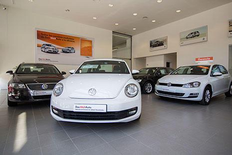 consejos para comprar coche concesionario Volkswagen