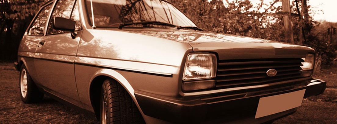 los coches más vendidos en España Ford Fiesta antiguo