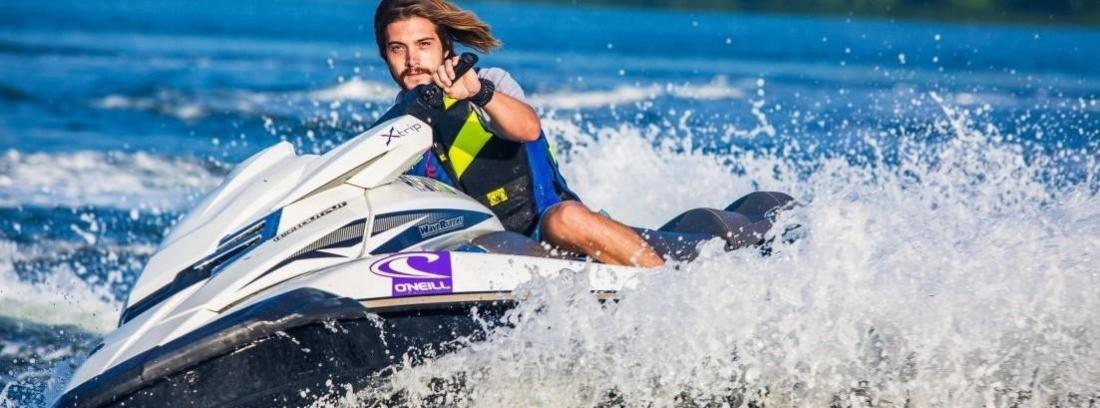 10 consejos prácticos para pilotar una moto de agua