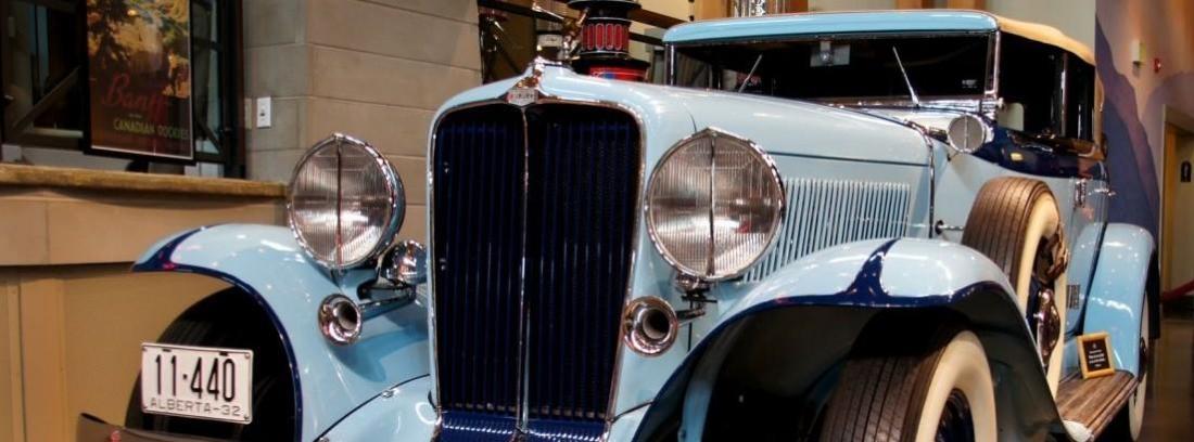Uno de los coches más famosos