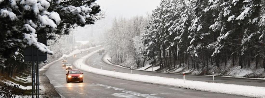 Carreteras de montaña