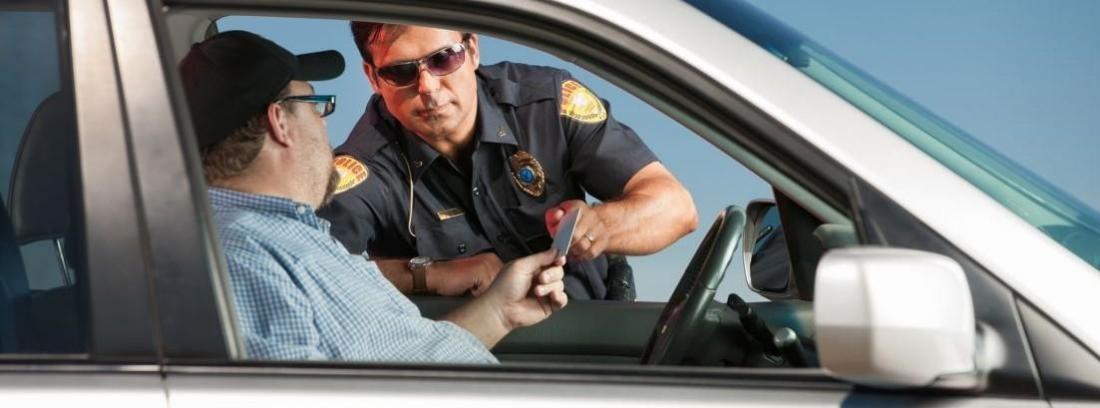 Razones de multas