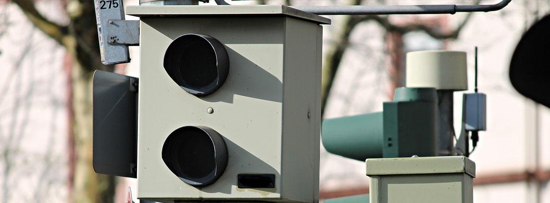 Radar y multas de tráfico de la DGT