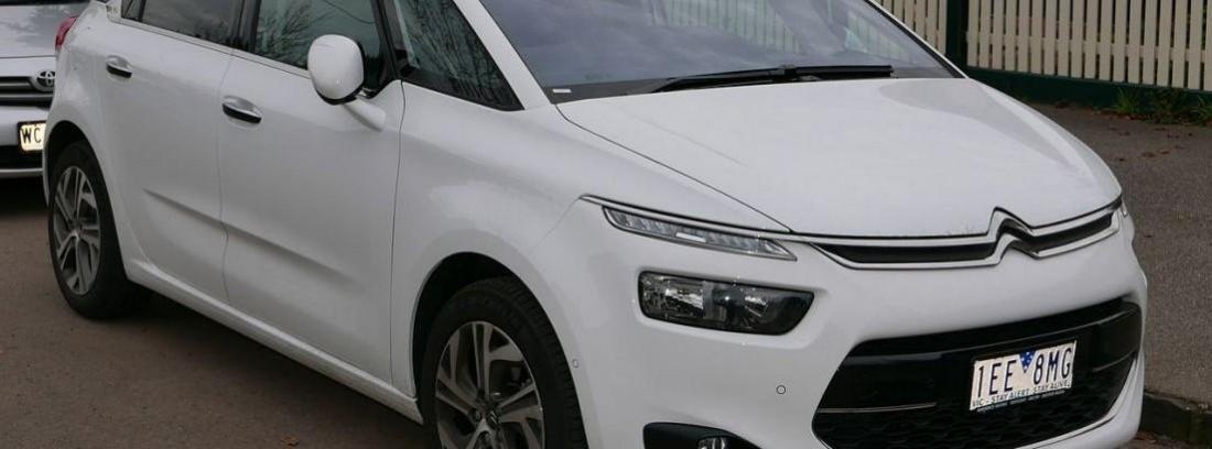 Accesorios para el Citroën C4 Picasso