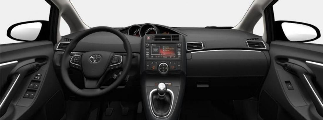 Accesorios Toyota Verso