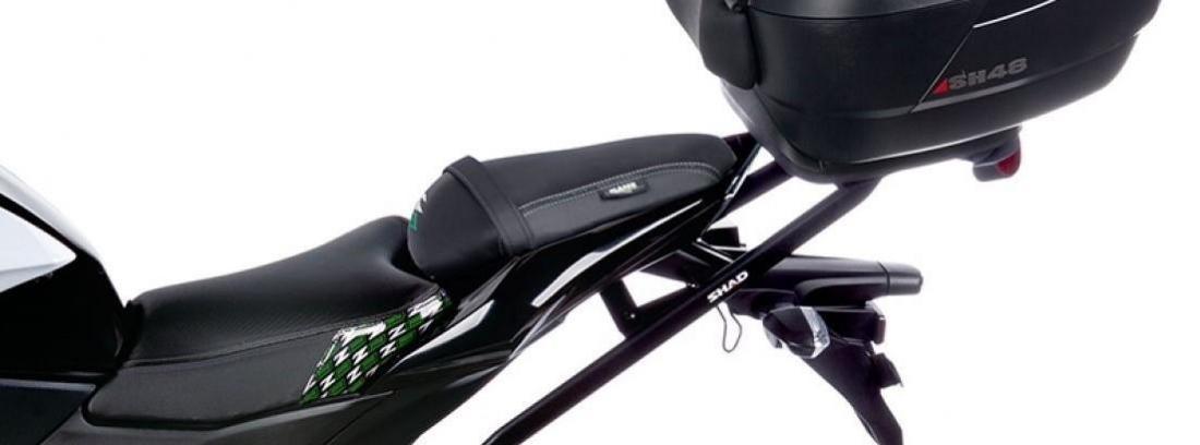Accesorios Shad de Kawasaki Z800