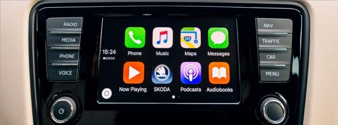 CarPlay para el coche