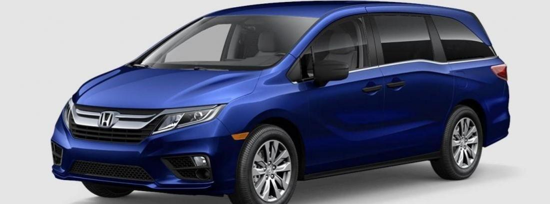 Coche Honda Odyssey 2018