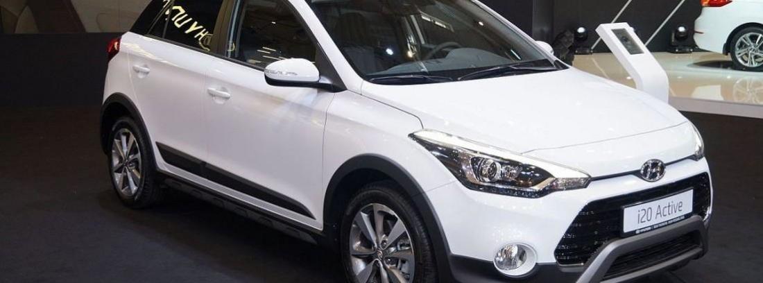 Hyundai Ioniq Plug-In blanco