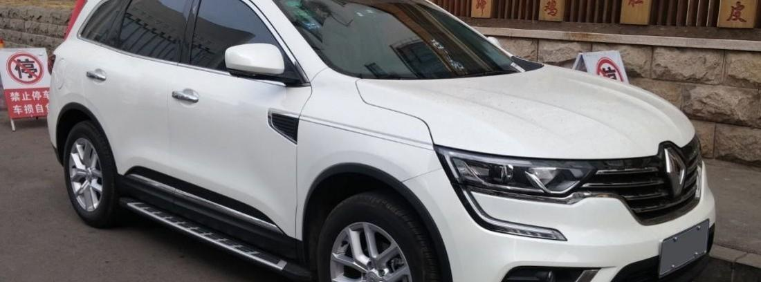 Así es el Nuevo Renault Koleos