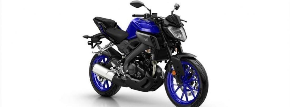 Moto Yamaha FZ 25