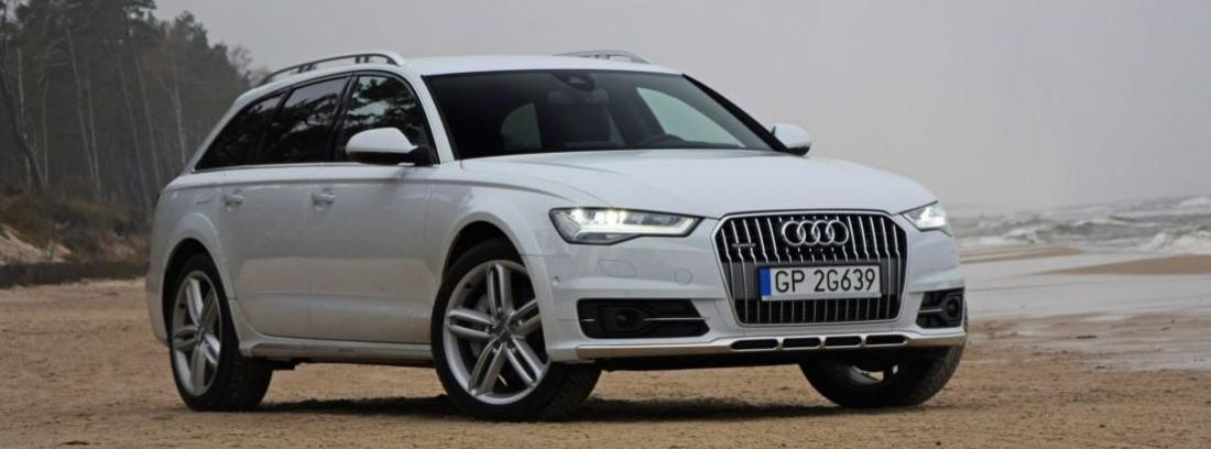 Audi A6 Advanced edition