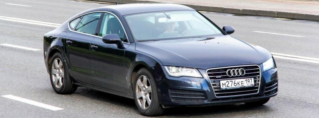 A7 Sportback 3.0 TDI Biturbo competition