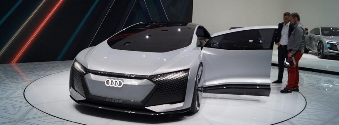 Prototipo del nuevo Audi Aicon Concept