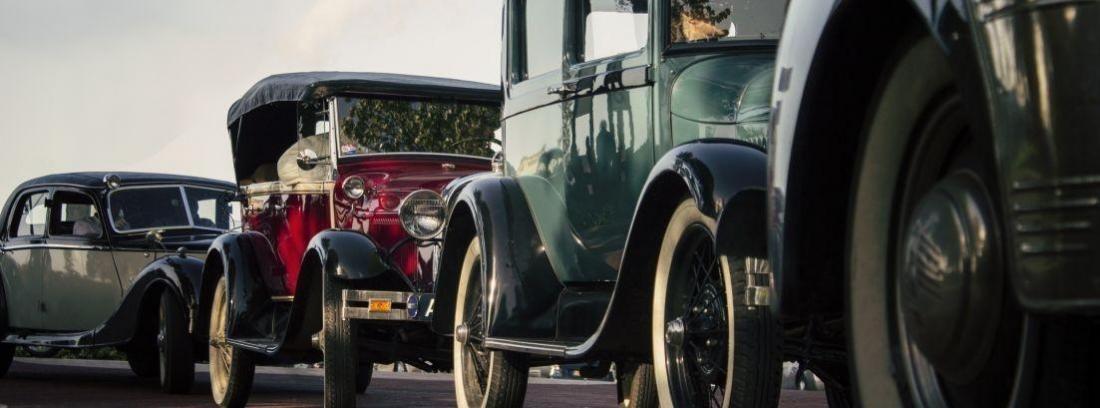 Los amantes de los coches clásicos tienen una cita el próximo mes de noviembre en Barcelona.