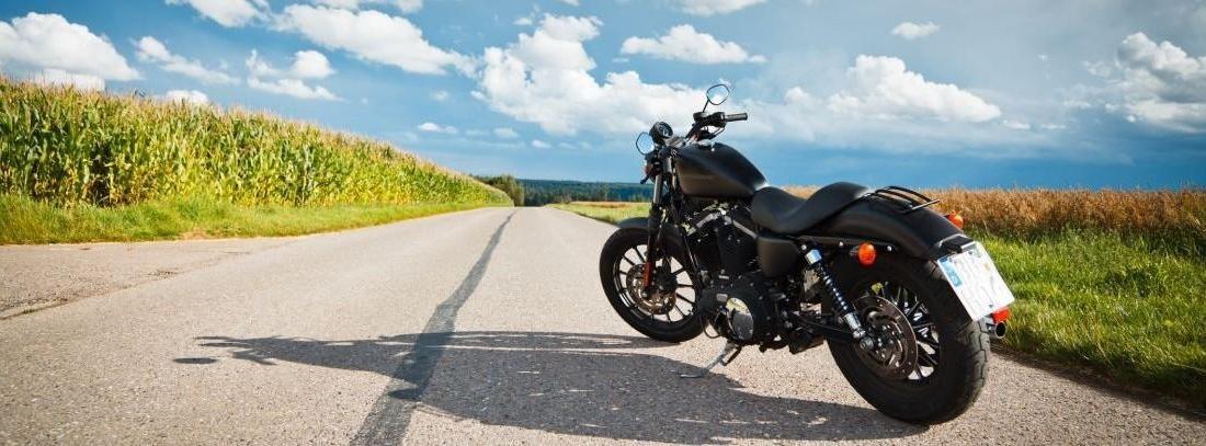 Baja la importación paralela de motos en España