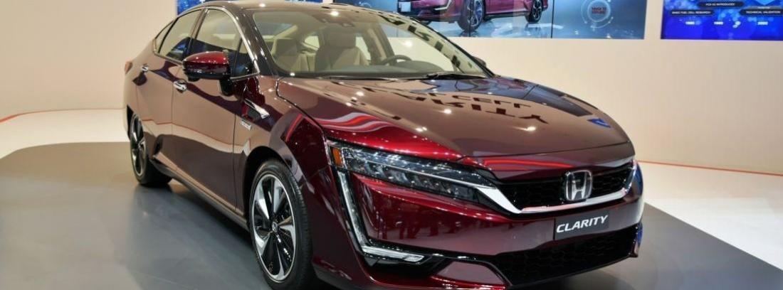 Honda Clarity el coche de hidrógeno