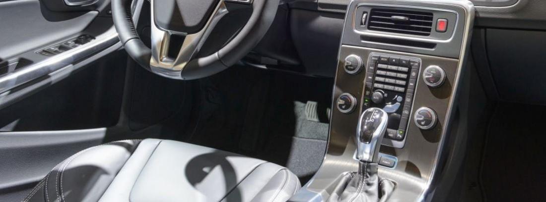 Nuevo cambio automático Powershift de Volvo