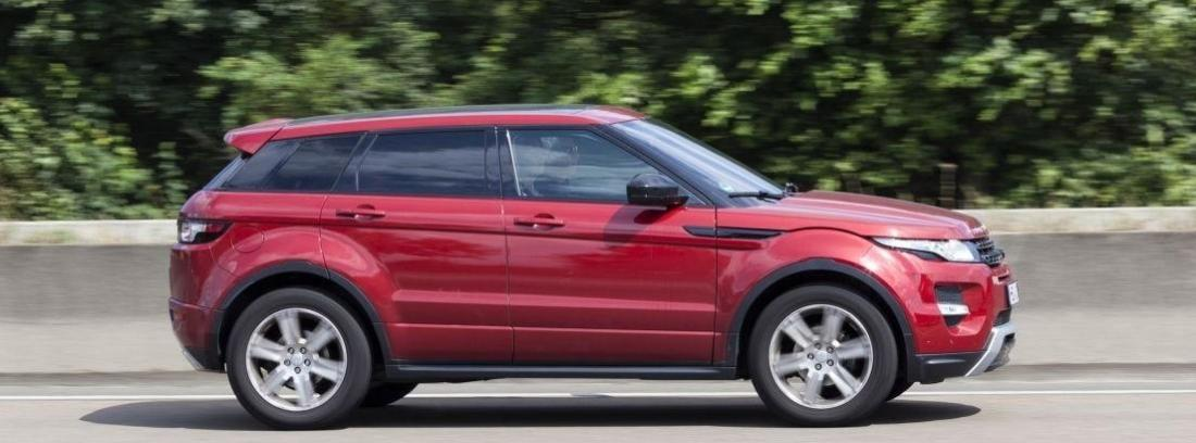 Range Rover Evoque cambio de 9 velocidades