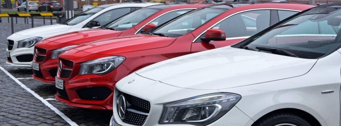 Características de los coches de gerencia