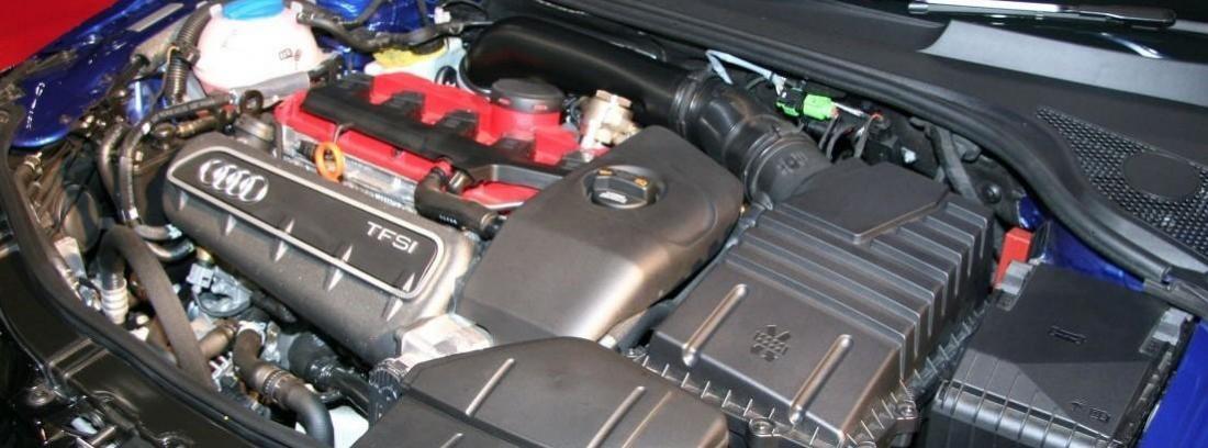 Características de los motores TFSI