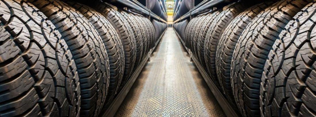 Características de los neumáticos deportivos